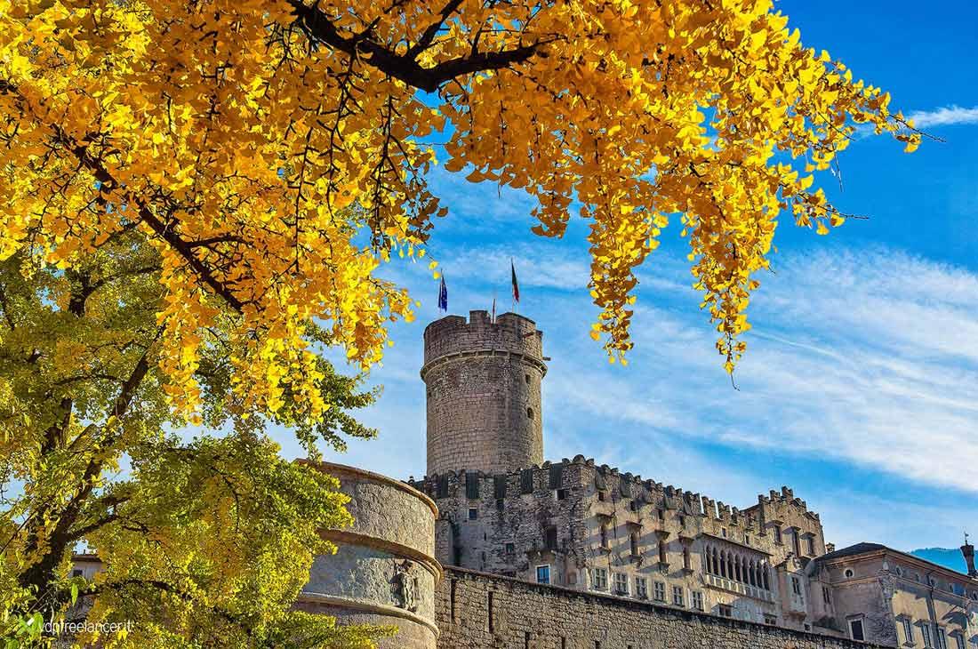 Il fascino di un luogo unico - Castello del Buonconsiglio - Territorio da scoprire