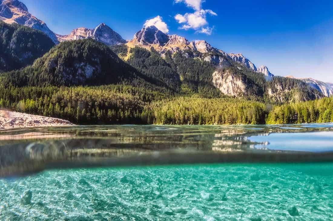 Lago di Tovel - Territorio da scoprire