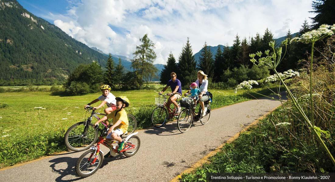 Pedala, osserva e lasciati incantare... - Hotel per ciclisti in Trentino